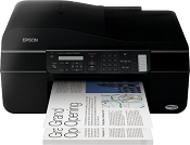 Epson Office Bx300f Printer Driver Download