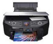 Epson Stylus Photo RX610 driver