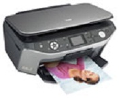 Epson Stylus Photo RX640 driver