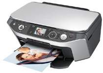 Epson Stylus Photo RX590 driver