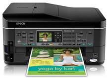 Epson WorkForce 545 driver