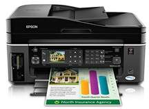 Epson WorkForce 615 driver