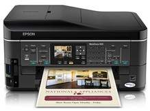 Epson WorkForce 633 driver