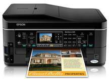 Epson WorkForce 645 driver