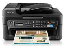 Epson WorkForce WF-2630WF driver