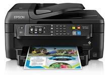 Epson WorkForce WF-2660DWF driver