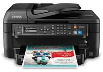 Epson WorkForce WF-2750DWF driver