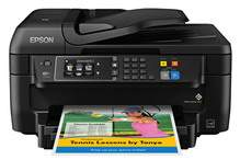 Epson WorkForce WF-2760DWF driver
