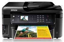 Epson WorkForce WF-3520DWF driver
