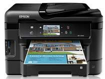Epson WorkForce WF-3540DTWF driver
