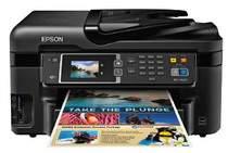 Epson WorkForce WF-3620 driver