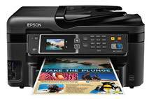 Epson WorkForce WF-3620DWF driver