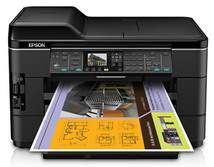 Epson WorkForce WF-7520 driver