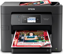 Epson WorkForce Pro WF-3730 driver