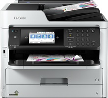 Epson WorkForce Pro WF-C5790DWF driver