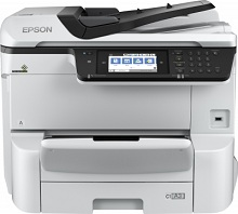 Epson WorkForce Pro WF-C8610DWF driver