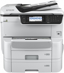 Epson WorkForce Pro WF-C8690DTWF driver