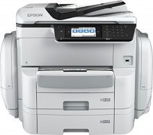 Epson WorkForce Pro WF-C869RDTWF driver