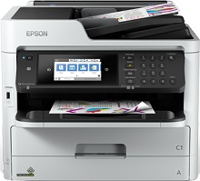 Epson Workforce Pro WF-C5710DWF driver